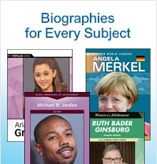 Biographies for Every Subject