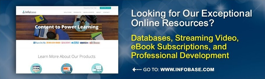 Find our online resources at Infobase.com