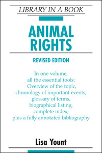 Animal Rights (Library in A Book) - Lisa Yount