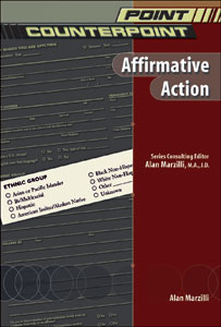 the issues of affirmative action in american society Eh-net book review published by h-business@ehnet (october, 1997) john david skrentny the ironies of affirmative action: politics, culture and justice in america.