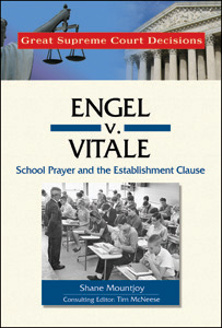 supreme court case engel v vitale analysis Following is the case brief for engel v vitale, united states supreme court,(1962) case summary for engel v vitale: vitale, in his official capacity, directed teachers to start off each day with a non-denominational prayer.