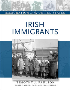 a look at the irish immigrants in the united states The potato famine and irish immigration to america  was elected president of the united states  i am living witness that any one of your children may look to .