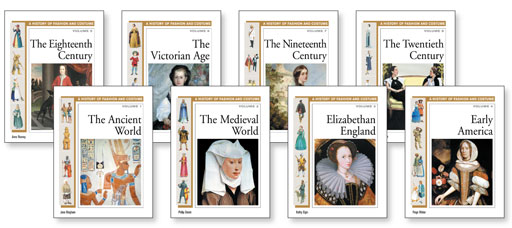 Special Offer! Purchase the complete set and SAVE 10%!  sc 1 st  Infobase Publishing & Infobase Publishing - A History of Fashion and Costume Set 8-Volumes