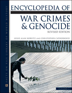 Infobase Publishing - Encyclopedia of War Crimes and Genocide