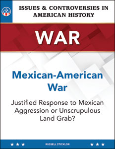 was the mexican american war justified