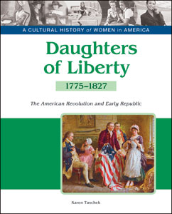 Infobase Publishing - Daughters of Liberty